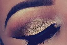 make up / by ✩ deanna puriel ✩