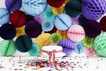 celebrate / Celebrations, holidays, and par-tays!