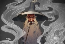All Things Tolkien / art and things inspired by Lord of the Rings, The Hobbit, The Silmarillion, and other related Tolkien goodness / by Jackie S