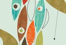 Art Inspiration - Patterns / by Jackie S