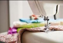 Create: Sewing Tips + Projects