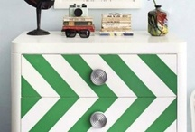 Furniture Makeovers / Ideas and tips for painting and redoing or repurposing furniture. These were originally on my DIY board, but they need their own space now. / by Jackie S