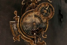 Steampunk Goodness / Clockwork and googles and gears, oh my! / by Jackie S