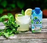 That's the Spirit / Vita Coco coconut water cocktails