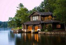 Lake House / by Jacqueline Garran