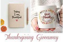Enjoy: Giveaways + Freebies