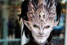 Special effects makeup and Prosthetics / My possible future? / by Nancie Lemkuil