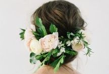Being Pretty / Make up and Hair looks for your big day!