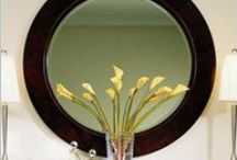 Feng Shui Mirrors / Mirrors: one of the nine essential Feng Shui adjustments. Learn how to use them to your benefit. / by Open Spaces Feng Shui