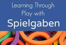 Teach: Spielgaben Activities