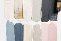Color Palette inspiration / When I see color combinations I love... also helps when designing layers into events.
