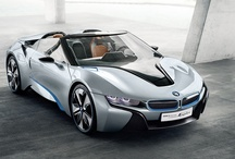 BMW I Concept Spider