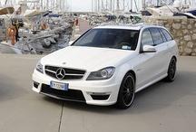 Nuova Mercedes C 180 CDI BlueEFFICIENCY