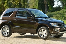 Suzuki Grand Vitara Evolution