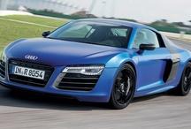 Audi R8 Model Year 2013