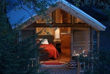 Tiny Cozy Places & Spaces....I Love 'Em! / by M. Myers