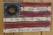 4th of July and Americana Crafts / by Cheryl Lantz