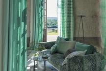 Decor ideas / Le tende per la casa sono quello che è l'abito per una donna....