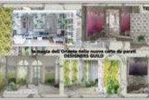 carta da parati che passione!!! / La carta da parati ha sempre di più un ruolo importante nella decorazione della casa. Scoprite con noi i nuovi materiali e proposte....