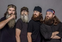 Duck Dynasty....Makes Me Happy Happy Happy / by M. Myers