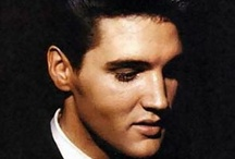 """A Hunk A Hunk of Burnin' Love"" - Elvis / by M. Myers"
