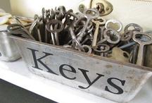 keys, doors...
