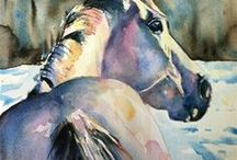 Gallop- Art of the Horse / by Malia Mohan