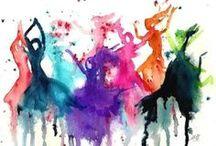 Paints & Draws / ( ‾з‾)-σ