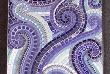 Glass & mosaic / by Denise & Gene McQuillan