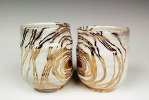 Ceramic Surfaces / Inspiration for surface decoration on...well, pots really