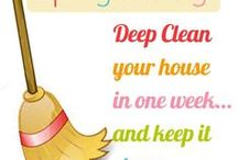 Cleaning / by Lexi Dunn