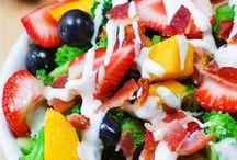Salads / by Lexi Dunn
