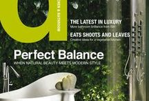Designer Covers / Our back catalogue. To subscribe to Designer Kitchen & Bathroom magazine visit www.designerkbmag.co.uk/subscribe or download the digital edition via ITunes & the Google Play store.