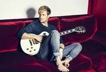 Kian Egan / Artist board for Kian Egan, signed to Warner music.