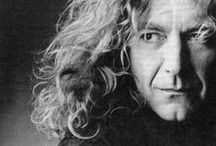 Robert Plant / Artist board for Robert Plant, signed to East West record label.
