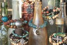 Displaying jewelry