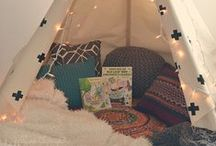Kid Friendly / Rooms, games and ideas for the children in your home.