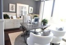 Library & Office / Home office decor and organization