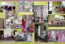 IL COLORE PROTAGONISTA DELLE NUOVE COLLEZIONI 2015 / Torna finalmente il colore!!! ridiamo personalità alle nostre case. Il colore rende un ambiente più caldo ed accogliente e soprattutto più personale....
