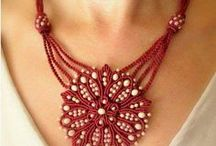 Macrame necklaces!