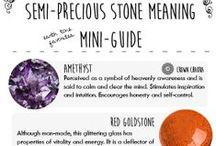 Precious stones!
