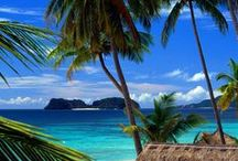 Philippines / The #Philippines are a perfect #travel destination with it's beautiful islands and beaches, e.g. El #Nido or #Boracay :)