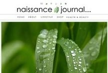 Naissance Journal - Our #Natural Blogs / Our #Natural Blogs with something #green for everyone