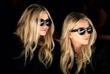 Mary Kate & Ashley / by M. Myers