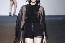 Design Vêtement #5 / Fashion // Catwalk // 2015// 2016