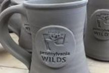 PA Wilds Branded Products / The PA Wilds Licensing Program provides a way for businesses and organizations to apply to use the PA Wilds logo on saleable and non-saleable products to help them leverage their business and community development efforts.