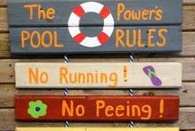 Pool are deco