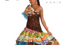 Ethnic Africain / Pagnes -quitta -basin -super wax
