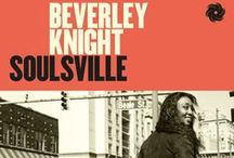 Beverley Knight / Beverley Knight is a soul and R&B singer signed to East West Records