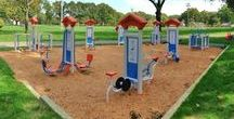 Outdoor Fitness Equipment / Outdoor Sports and Fitness Equipment